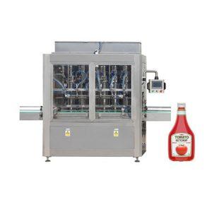 הדבק מכונת מילוי לרסק עגבניות, קרם קוסמטי