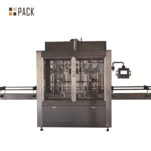 מכונת מילוי שמן לבקבוק בעלת ביצועים גבוהים