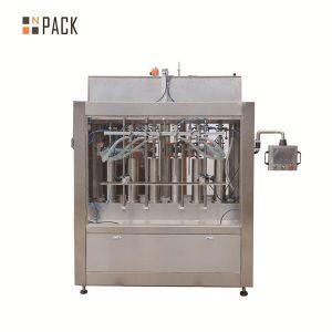 מכונת מילוי נוזלי אוטומטית ברוטב עגבניות