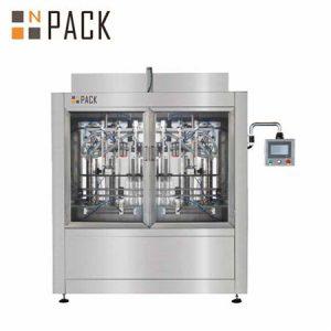 מכונות מילוי שמן קוקוס למאכל אוטומטית לחלוטין