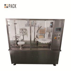 """מכונת מילוי נוזלית בקרה דיגיטלית אוטומטית לחלוטין 40-1000 מ""""ל"""