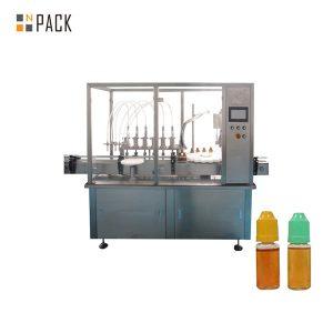 מכונת מילוי נוזל Peristaltic לבקבוק בקבוקון קטן
