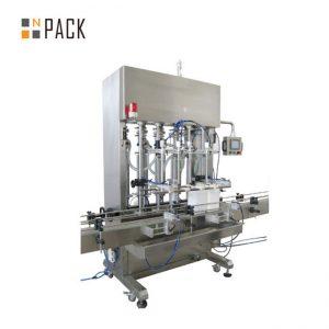 מכונת מילוי אוטומטית נוזלית לשמן סיכה סיכה