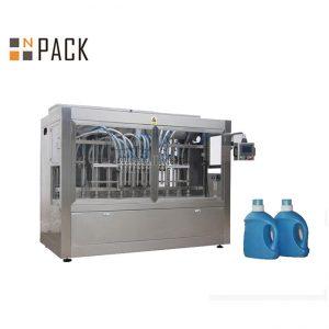 מכונת מילוי נוזל מאכל חומצה אקונומיקה