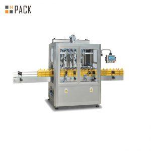 מכונת מילוי נוזלית לשטיפה / מכונת מילוי לניקוי אסלה / מכונת מילוי דטרגנטים