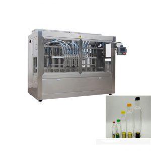 מכונת מילוי רוטב תות תיבת בקבוק זכוכית אוטומטית