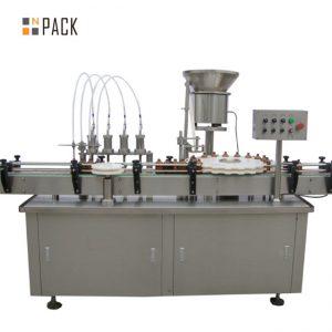מכונת מילוי בקבוק גורילה שמנמן באיכות גבוהה נוזל אלקטרוני מכונת מילוי נוזלית מכונת מילוי טיפה קטנה