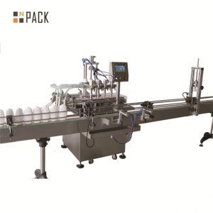 מכונת מילוי חומץ רוטב סויה, מכונת מילוי שמן צמחי, מכונת רוטב
