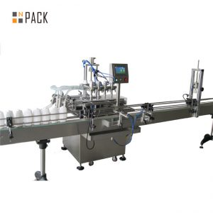 מכונת מילוי בקבוק לחיות מחמד אוטומטית 5 ליטר